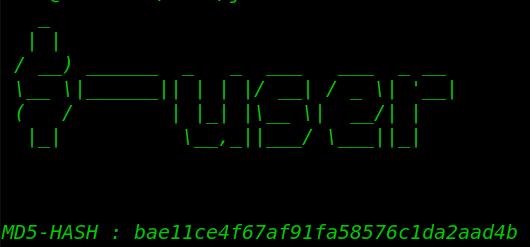 Os-hackNos 1 Walkthrough