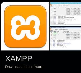 Configure Xampp server