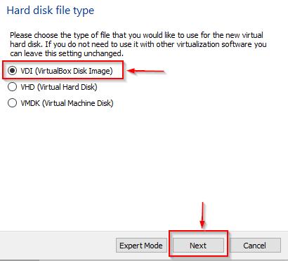 Install Windows XP In Virtual