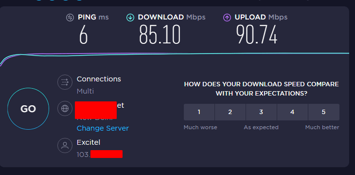 speed control without router admin