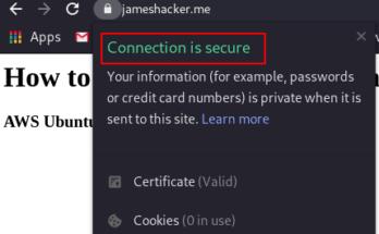 Free SSL Certificates Apache Server