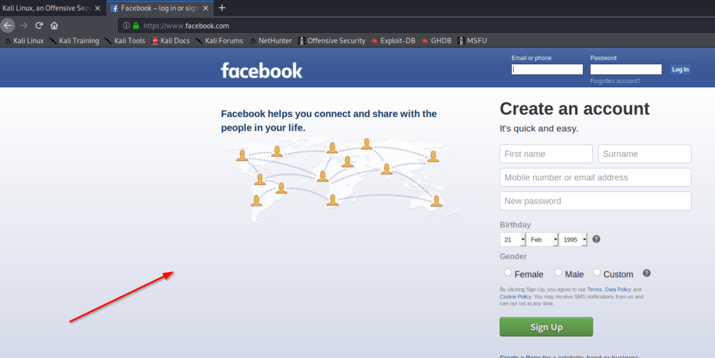 hack Facebook account