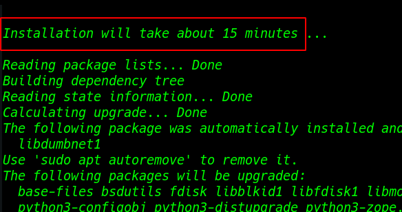 vestacp install on ubuntu server