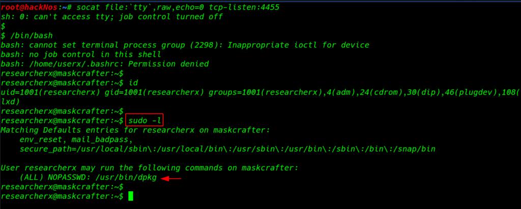 Maskcrafter: 1 Walkthrough Vulnhub CTF   Maskcrafter: 1  Vulnhub Writeup CTF
