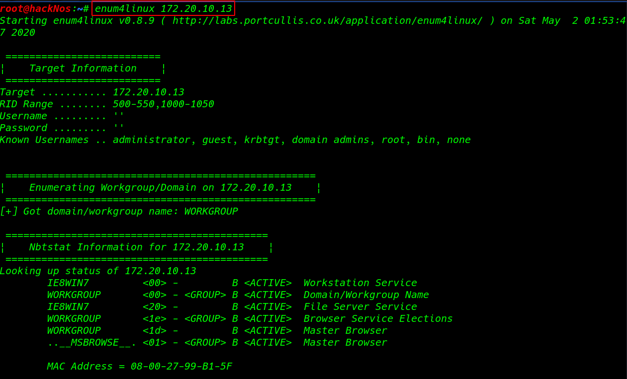 Enumeration Ethical Hacking   What is Enumeration