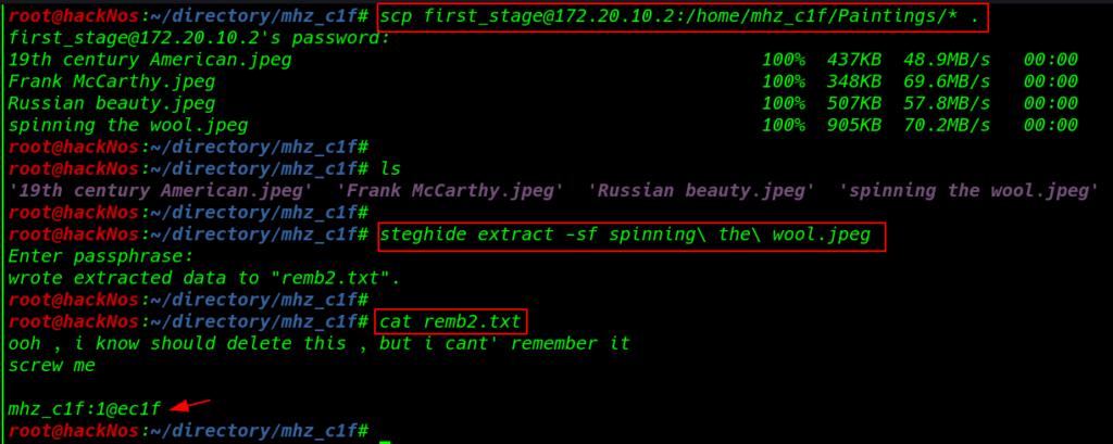 mhz_cxf: c1f Walkthrough Vulnhub | mhz_cxf: c1f Writeup
