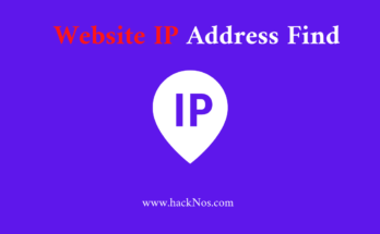 website ip address finder