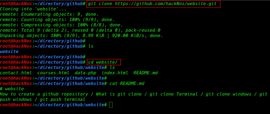 What is git clone |Download With git clone Command | Git clone vs git remote