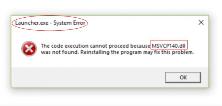 msvcp140 pubg lite error fix   msvcp140 dll missing   pubg msvcp140 dll missing windows 7   pubg lite error