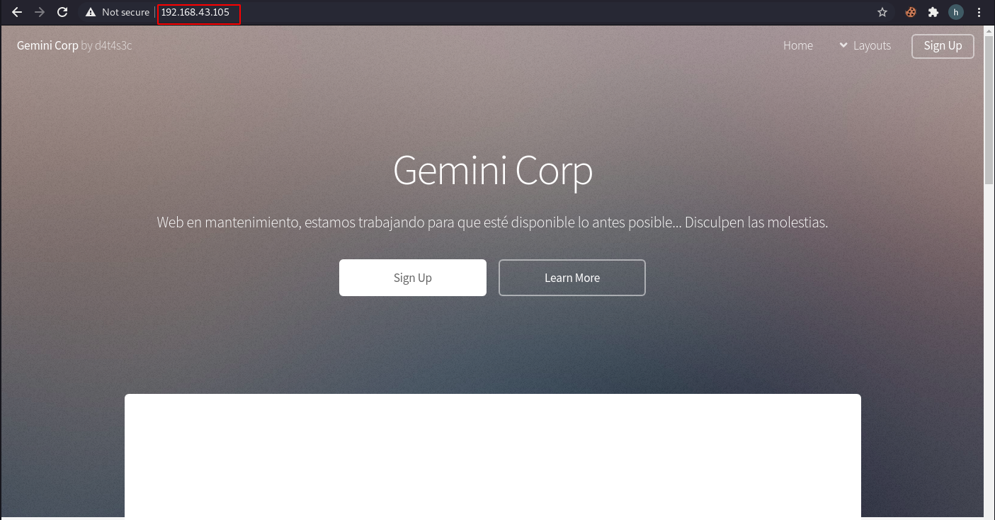 Hemisphere-Gemini-vulnhub-walkthrough-2