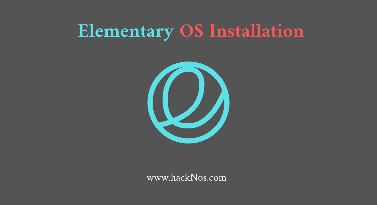 Elementary OS Installation images