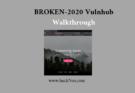 broken vulnhub walkthrough