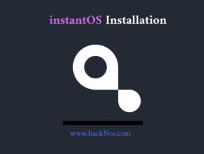 instantos Linux installation