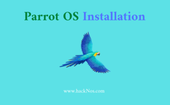 parrot os install on virtualbox