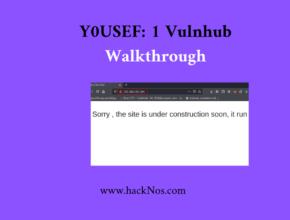 y0usef Vulnhub walkthrough bg