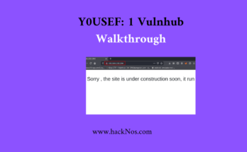 y0usef Vulnhub walkthrough bg