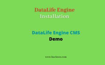 DataLife Engine Installation