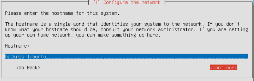 Lubuntu Installation - Install Lubuntu on Virtualbox