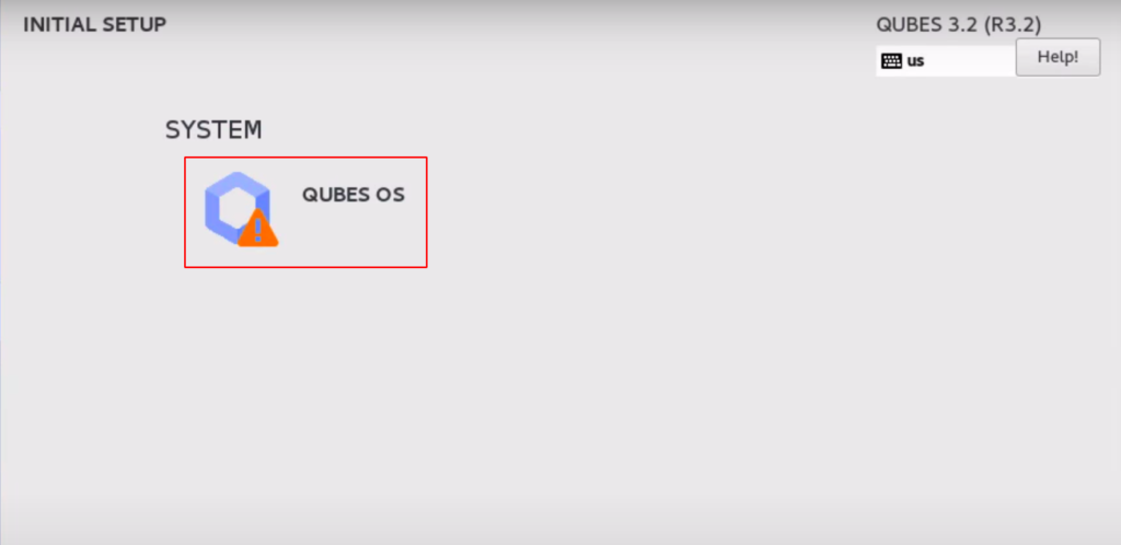 Qubes OS dual boot with windows