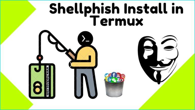 shellphish install in termux
